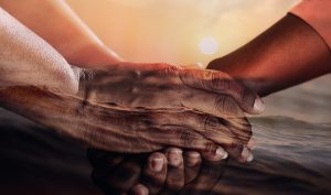 hands, cohesion, together
